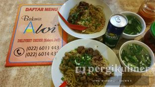 Foto - Makanan(Mie Campur & Mie Komplit) di Bakmie Aloi oleh Venny Manuputty - Siahainenia