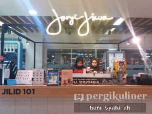 Foto review Kopi Janji Jiwa oleh Hani Syafa'ah 1