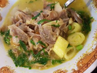 Foto 3 - Makanan di Soto Ayam Lamongan Cak Har oleh Amrinayu