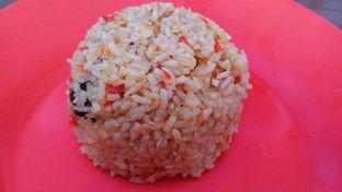 Foto 4 - Makanan(Nasi Pedas Khas Karmila) di Sambal Khas Karmila oleh Novita Purnamasari