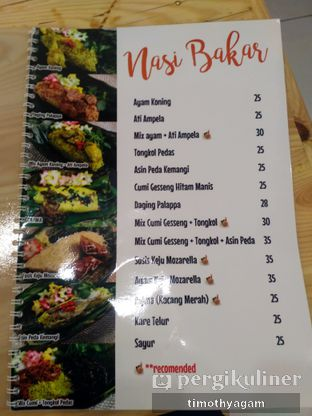 Foto review Nasi Bakar Situbondo & Paratha Bakar oleh Kuliner Sama Agam 1