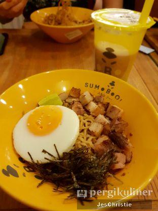 Foto 3 - Makanan(Buta Naked Ramen) di Sumoboo oleh JC Wen