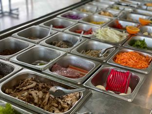 Foto review Kalegreen Salad Bar oleh Jeljel  10