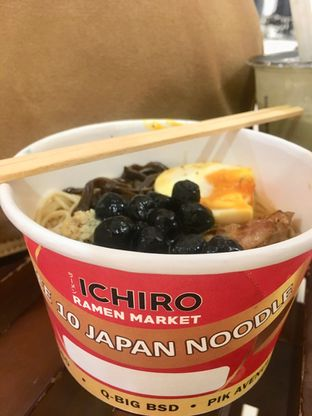 Foto 1 - Makanan di Universal Noodle Ichiro Chazuke Ramen Market oleh Prido ZH