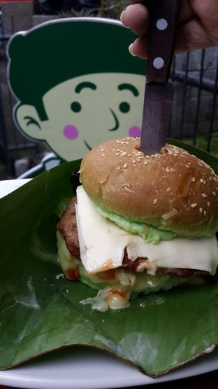 Foto review Maio Green Burger oleh NOTIFOODCATION Notice, Food, & Location 11