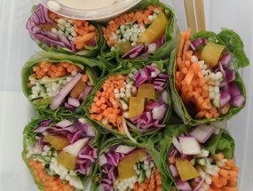 Foto Serasa Salad Bar
