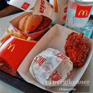 Foto - Makanan di McDonald's oleh Chippeido