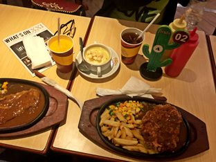 Foto review Fiesta Steak oleh rifkah amalia 2