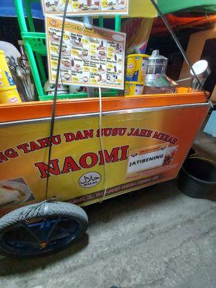 Foto review Kembang Tahu & Susu Jahe Merah Naomi oleh Mouthgasm.jkt  4