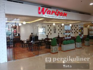 Foto review Warisan oleh Tirta Lie 3