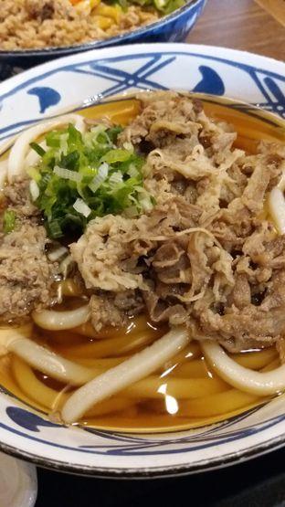 Foto 1 - Makanan(Niku Udon) di Marugame Udon oleh Jenny (@cici.adek.kuliner)