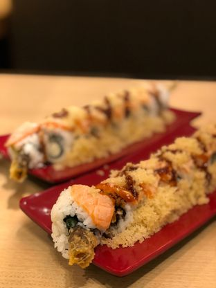 Foto - Makanan di Genki Sushi oleh Grace Then