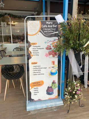 Foto review Maru Cafe & Bar oleh Levina JV (IG : @levina_eat & @levinajv) 9