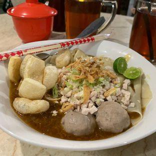 Foto 2 - Makanan di Kedai Mie Dago oleh hokahemattiga