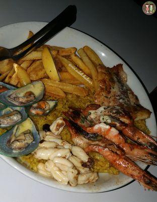 Foto 1 - Makanan(Seafood Platter (Small)) di Fish Streat oleh Jenny (@cici.adek.kuliner)