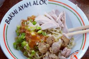 Foto Bakmi Ayam Alok
