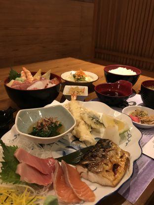 Foto - Makanan(2 Lunch Set) di Kaihomaru oleh Jacksen Menardi
