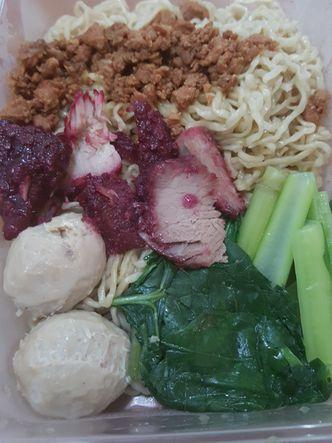 Foto Makanan di Bakmi Alan