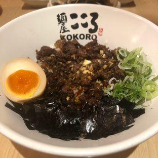 Foto 1 - Makanan di Kokoro Tokyo Mazesoba oleh @Perutmelars Andri