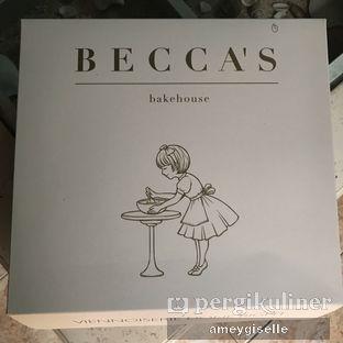 Foto 4 - Makanan di Becca's Bakehouse oleh Hungry Mommy