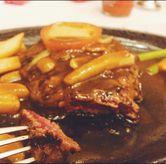 Foto tenderloin steak di Boncafe