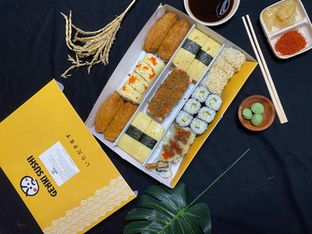 Foto review Genki Sushi oleh Yohanacandra (@kulinerkapandiet) 5