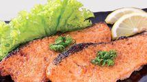 Salmon Mentaiyaki, menu rekomendasi di Sushi Mentai