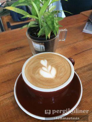 Foto 7 - Makanan(Hot Latte) di Kocil oleh Shella Anastasia