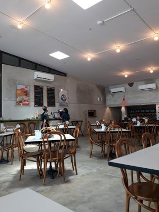 Foto 1 - Interior di Ling Ling Dim Sum & Tea House oleh Mouthgasm.jkt