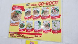 Foto 2 - Menu di Bakmi Go-Gocit oleh kulinerglc