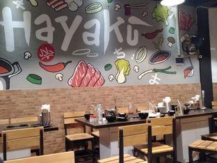 Foto 2 - Interior di Hayaku Steamboat and Yakiniku oleh Stefany Violita