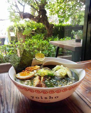 Foto 2 - Makanan(Kuro Rawon) di Yoisho Ramen oleh Gembuli Tan