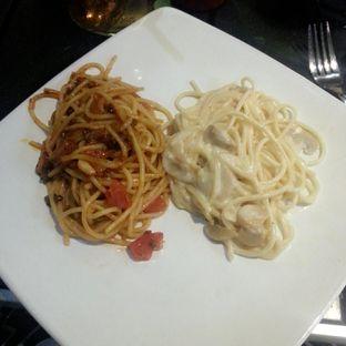 Foto 1 - Makanan(Spageti merah putih) di AH Resto Cafe - Hotel Ibis Budget Jakarta Cikini oleh Rizky Dwi Mumpuni
