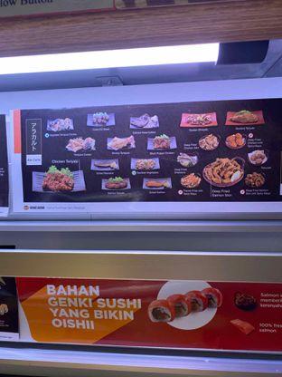 Foto 13 - Makanan di Genki Sushi oleh Riani Rin