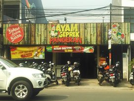 foto Ayam Geprek Pangeran