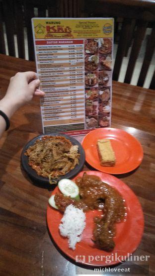 Foto 1 - Makanan di Warung Bu Kris oleh Mich Love Eat