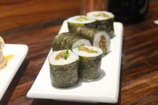 Foto review Umaku Sushi oleh Eka M. Lestari 2