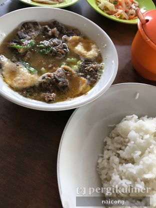 Foto - Makanan di Soto & Sop Betawi H. Asmawi oleh Icong