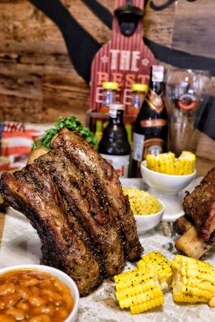 Foto 2 - Makanan di JR'S Barbeque oleh Astrid Huang | @biteandbrew