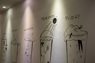 Foto 7 - Interior di In Tea Cafe oleh Deasy Lim