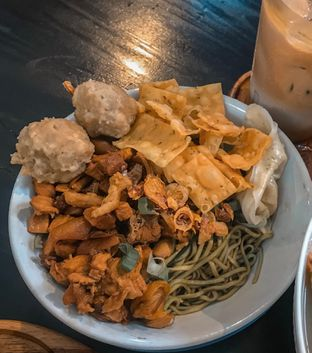 Foto review Mie Kebak oleh Fitriah Laela 2