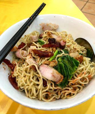 Foto Makanan di Bakmi Siantar KoFei