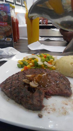 Foto review Steak 21 oleh Muyas Muyas 2