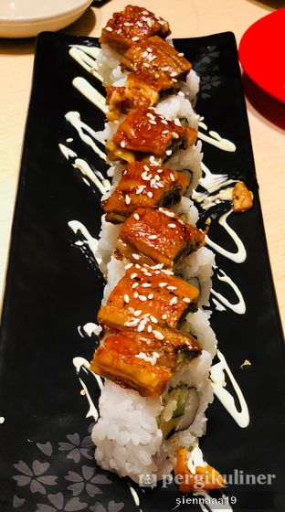 Foto 2 - Makanan(Unagi Roll) di Sushi Tei oleh Sienna Paramitha