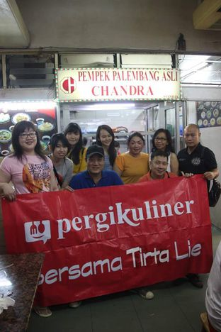Foto review Pempek Chandra oleh Peggy Lisdiana 2