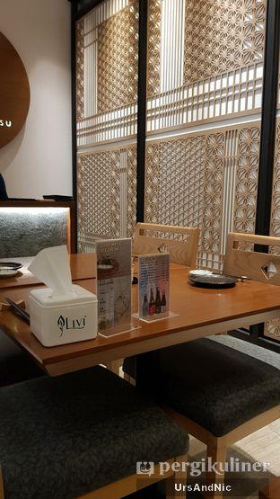 Foto 5 - Interior di Sushi Matsu - Hotel Cemara oleh UrsAndNic