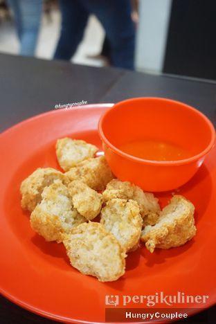 Foto 2 - Makanan di Bakmi Aliang Gg. 14 oleh Hungry Couplee