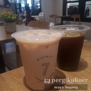 Foto review District 7 Coffee oleh maya hugeng 1