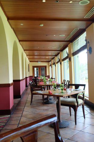Foto 5 - Interior di Bruschetta - Hotel Borobudur oleh IG : FOODTRAVELID