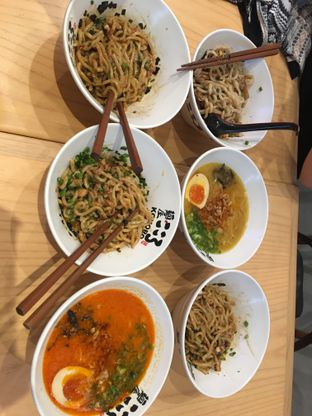Foto review Kokoro Tokyo Mazesoba oleh Angela Nadia 5